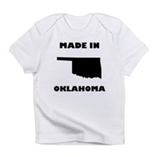 Made In Oklahoma Infant T-Shirt