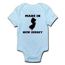 Made In New Jersey Body Suit