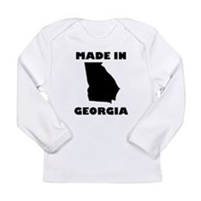 Made In Georgia Long Sleeve T-Shirt
