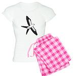 Scissor-tailed Kite Cartoon Women's Light Pajamas