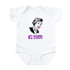 I'm Artsy Lady Infant Bodysuit