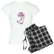 Vote T-Rex pajamas