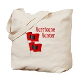 Hurricane Hunter Tote Bag