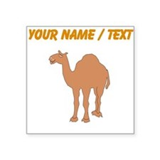 Custom Camel Sticker