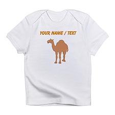 Custom Camel Infant T-Shirt