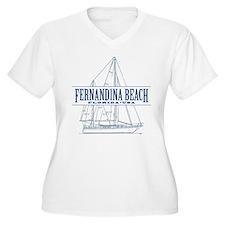 Fernandina Beach- T-Shirt
