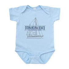 Fernandina Beach- Infant Bodysuit