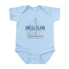 Amelia Island - Infant Bodysuit