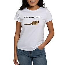 Custom Chipmunk T-Shirt