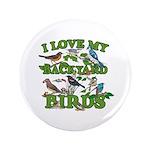 I Love My Backyard Birds 3.5