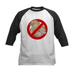 Anti-Squirrel Kids Baseball Jersey