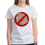Anti-Squirrel Women's T-Shirt