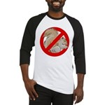 Anti-Squirrel Baseball Jersey