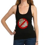 Anti-Squirrel Racerback Tank Top
