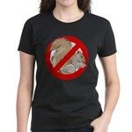 Anti-Squirrel Women's Dark T-Shirt