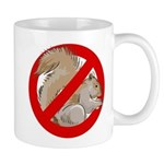 Anti-Squirrel Mug