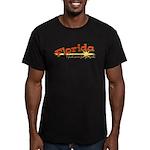 Florida Men's Fitted T-Shirt (dark)