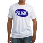 Go Pelagic! Fitted T-Shirt