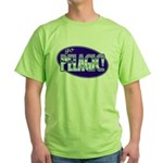 Go Pelagic! Green T-Shirt