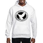 Snowy Owl Irruption Hooded Sweatshirt
