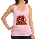 Lifelist Club - 500 Racerback Tank Top