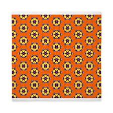 Orange Crush Queen Duvet