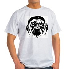 Cute Vintage dog art T-Shirt