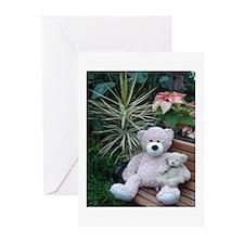 Cute Teddybear Greeting Cards (Pk of 10)