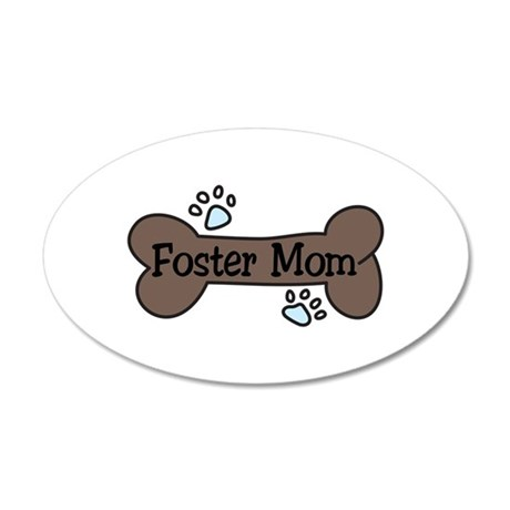 Foster Mom Wall Decal