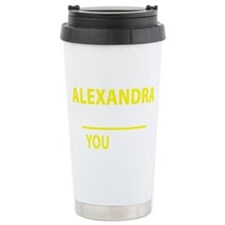 Cool Alexandra Travel Mug