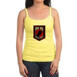 POW MIA (Red) Ladies Top