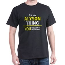 Cute Alyson T-Shirt