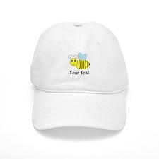Personalizable Honey Bee Baseball Cap