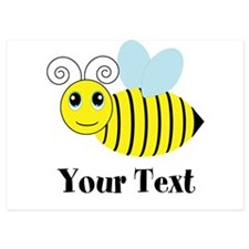 Personalizable Honey Bee Invitations