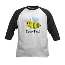 Personalizable Honey Bee Baseball Jersey