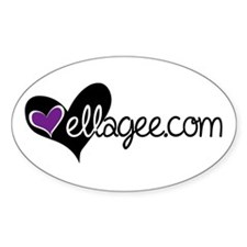 Ellagee Logo Decal