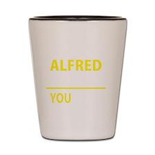 Cute Alfred Shot Glass