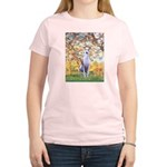 Spring / Whippet Women's Light T-Shirt