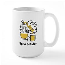 Custom Brew Master Mugs
