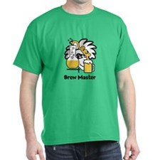 Custom Brew Master T-Shirt