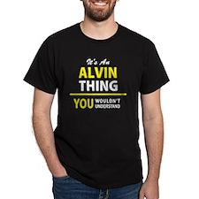 Unique Alvin T-Shirt