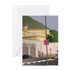 Cute Alameda Greeting Card