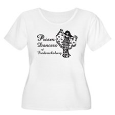 Prism Dancers of Fredericksburg Plus Size T-Shirt