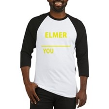 Unique Elmer Baseball Jersey