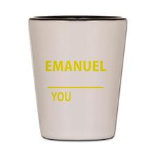 Unique Emanuel Shot Glass