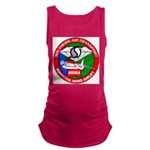 Southern Air Transport Angola Maternity Tank Top