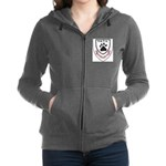 South Africa Anti-Terrorist Women's Zip Hoodie