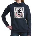 South Africa Anti-Terror Women's Hooded Sweatshirt