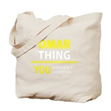Funny Omar Tote Bag