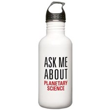Planetary Science Water Bottle